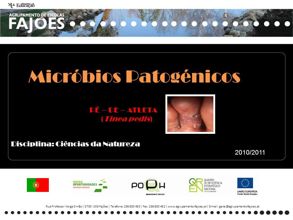 Micróbios Patogénicos