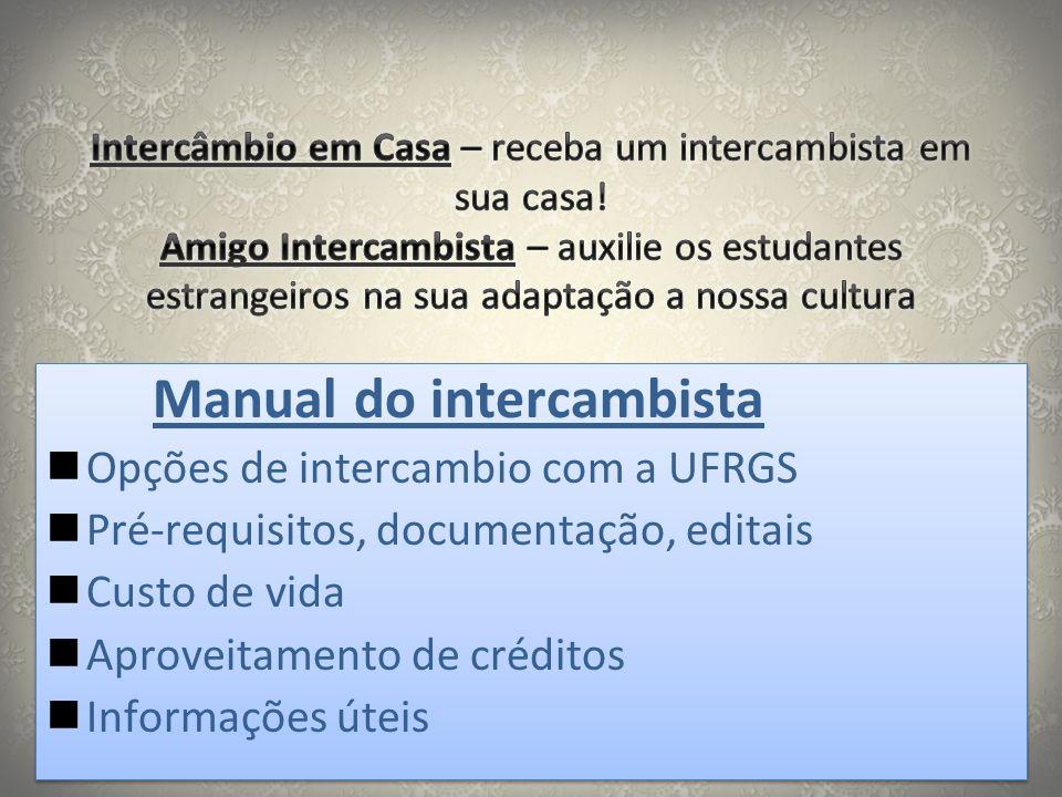 Manual do intercambista