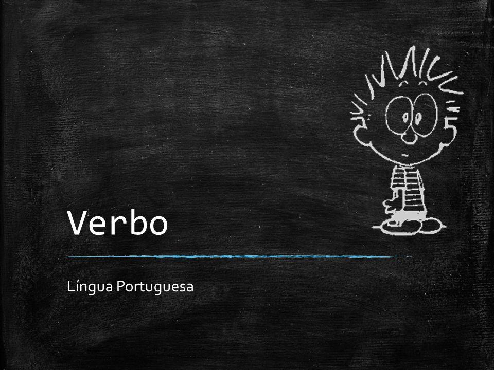 Verbo Língua Portuguesa