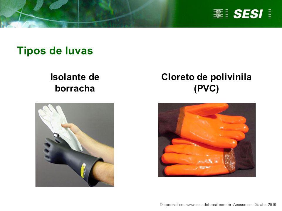 Cloreto de polivinila (PVC)