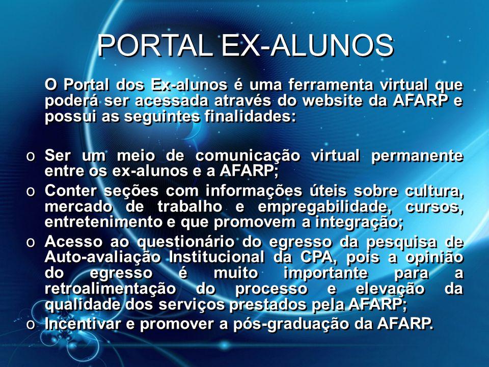 PORTAL EX-ALUNOS