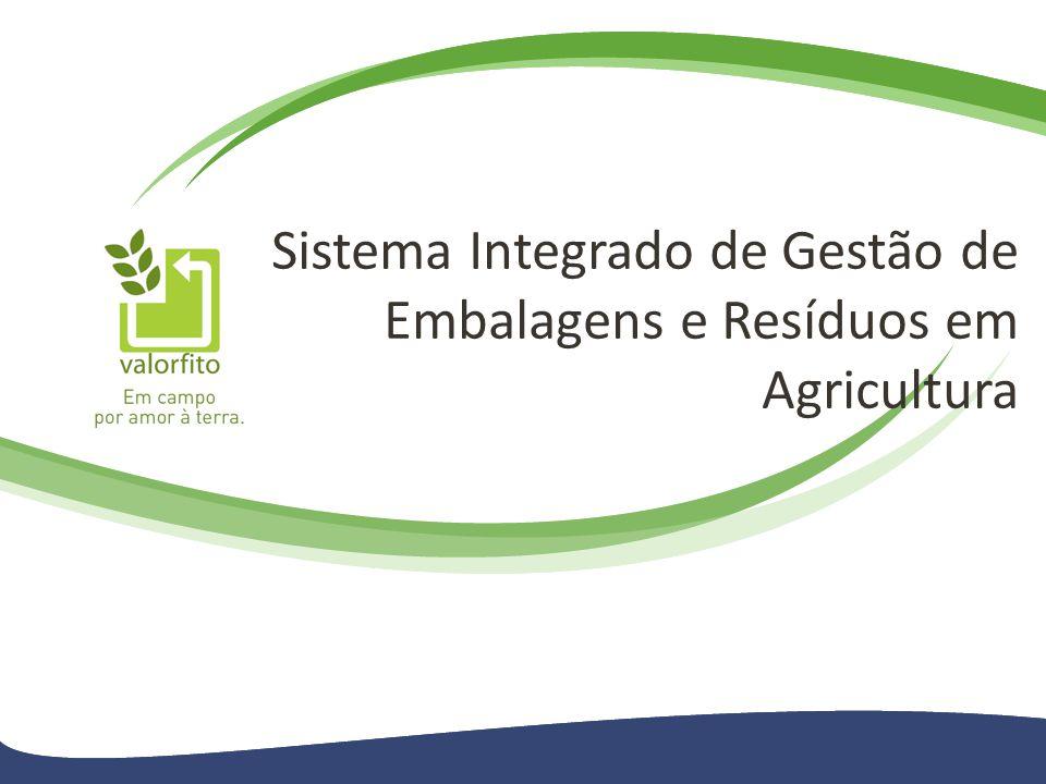 Sistema Integrado de Gestão de Embalagens e Resíduos em Agricultura