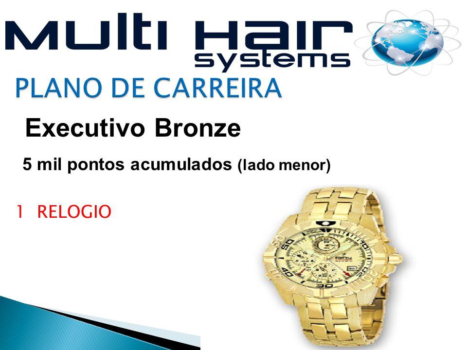 PLANO DE CARREIRA Executivo Bronze