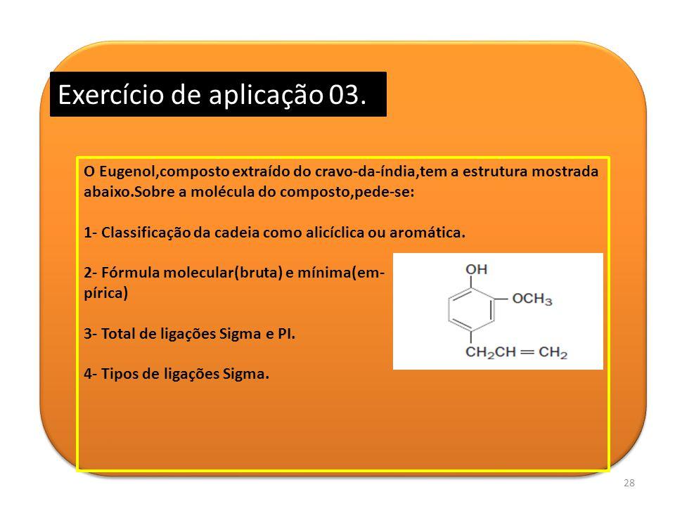 Exercício de aplicação 03.