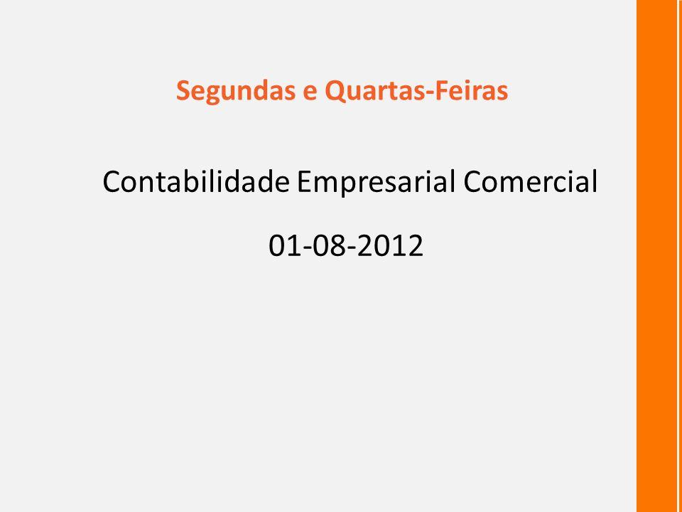 Contabilidade Empresarial Comercial