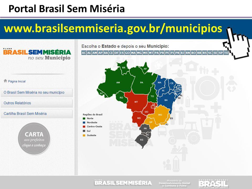 Portal Brasil Sem Miséria