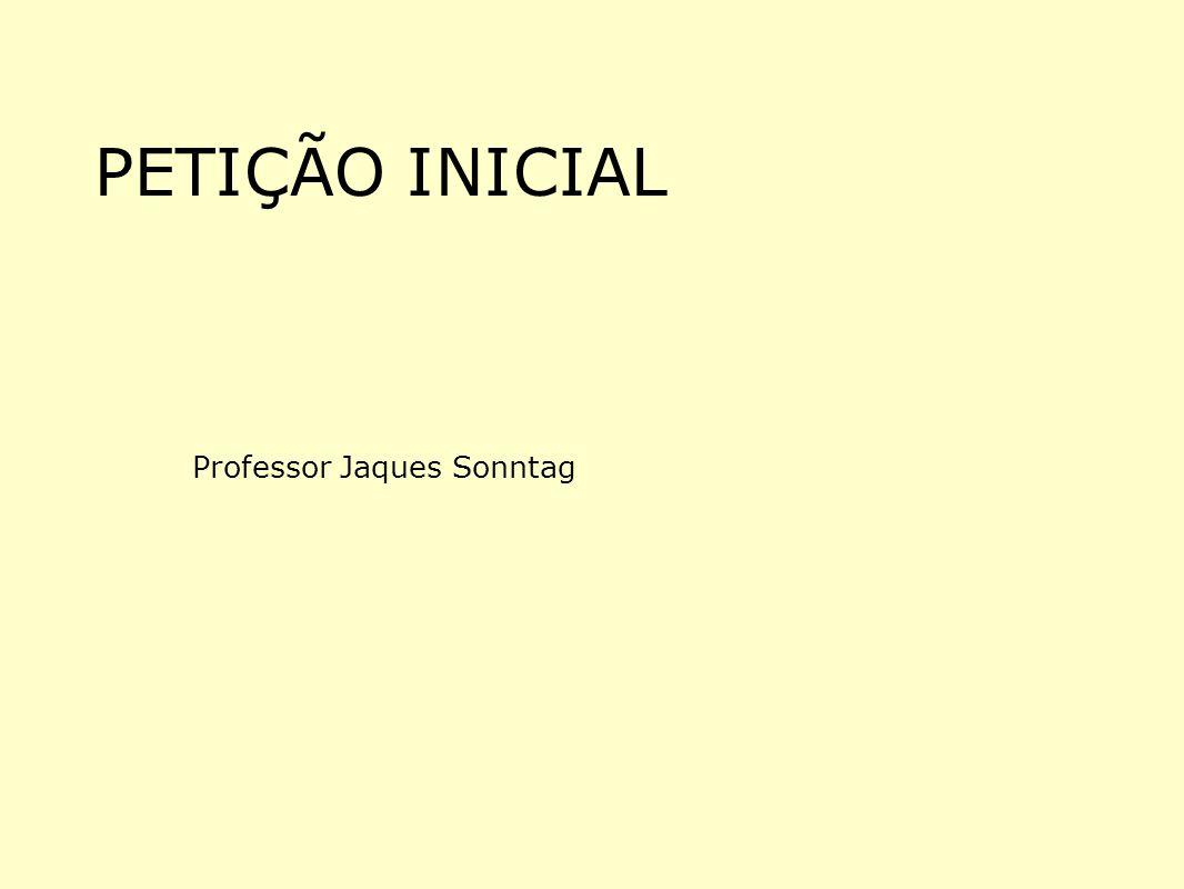 Professor Jaques Sonntag