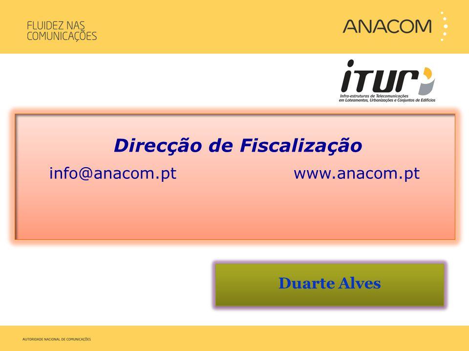 Direcção de Fiscalização