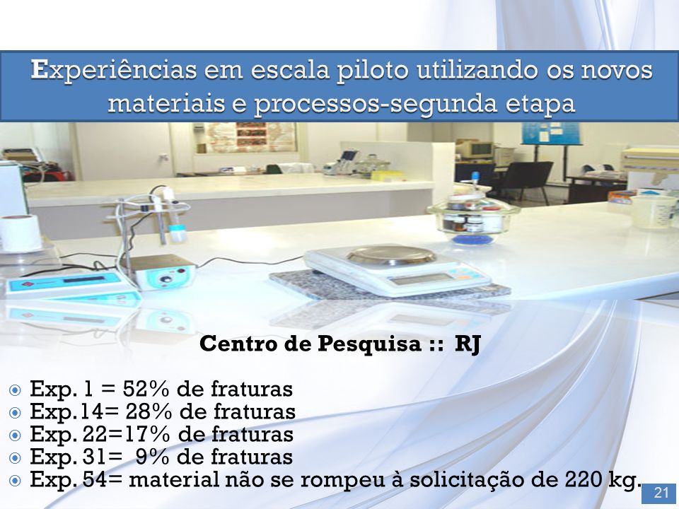 Centro de Pesquisa :: RJ