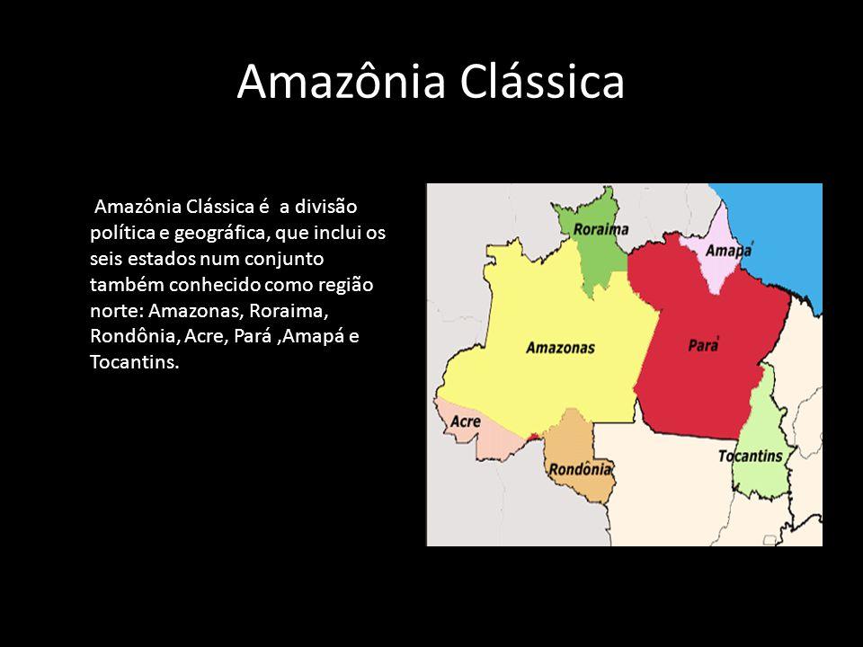 Amazônia Clássica