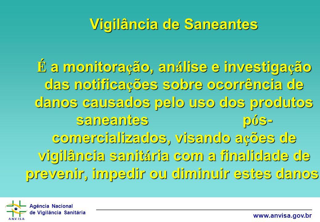 Vigilância de Saneantes
