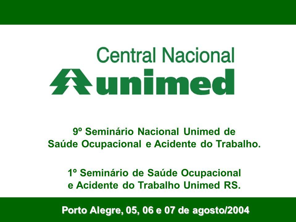 1º Seminário de Saúde Ocupacional e Acidente do Trabalho Unimed RS.