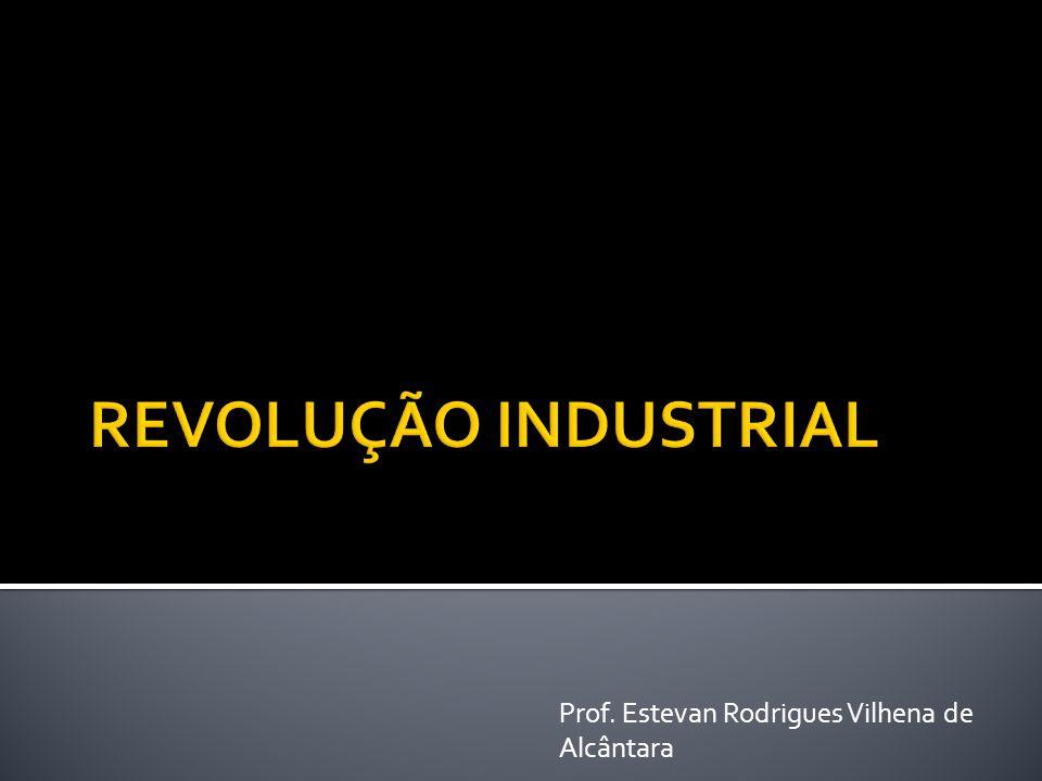 Prof. Estevan Rodrigues Vilhena de Alcântara
