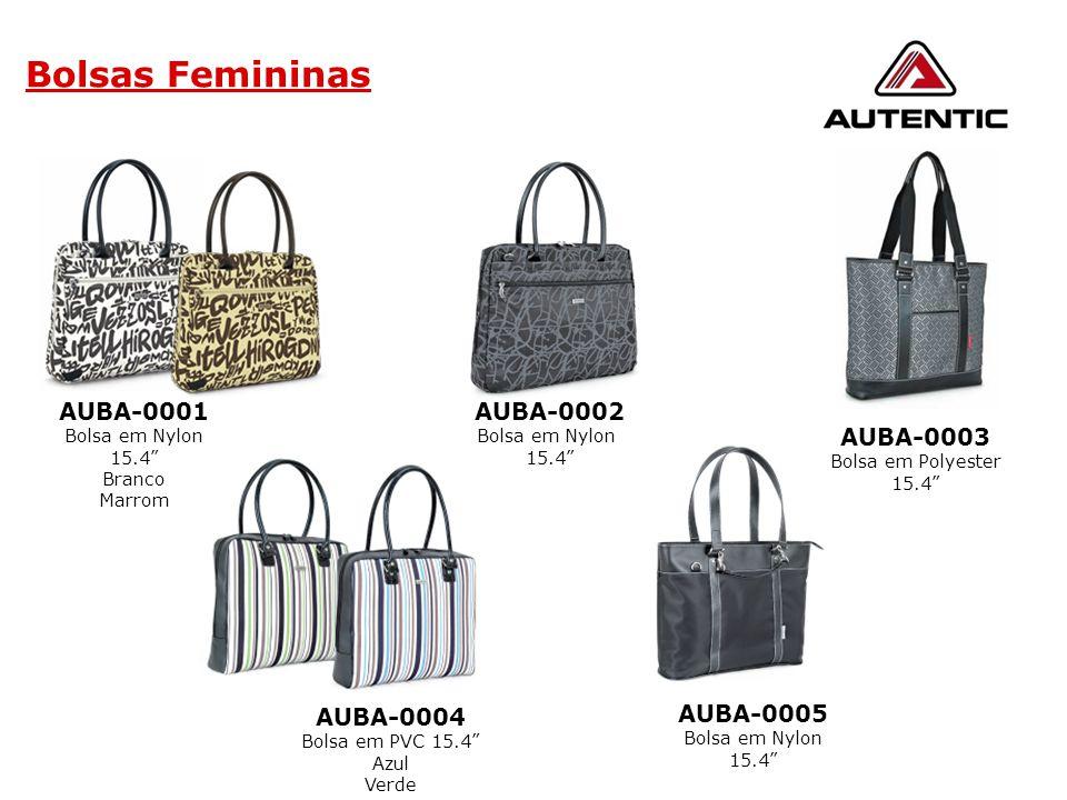 Bolsas Femininas AUBA-0001 AUBA-0002 AUBA-0003 AUBA-0004 AUBA-0005