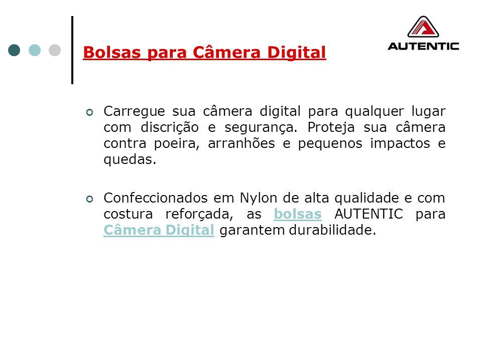 Bolsas para Câmera Digital