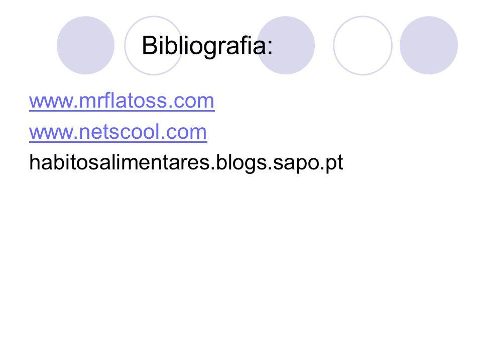 Bibliografia: www.mrflatoss.com www.netscool.com