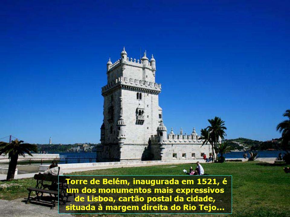 IMG_3125 - PORTUGAL - LISBOA - TORRE DE BELÉM-700