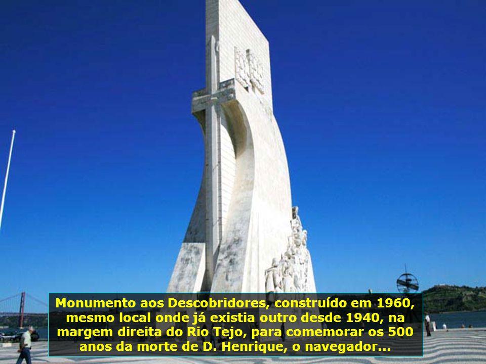 IMG_3144 - PORTUGAL - LISBOA - MONUMENTO AOS DESCOBRIDORES-700