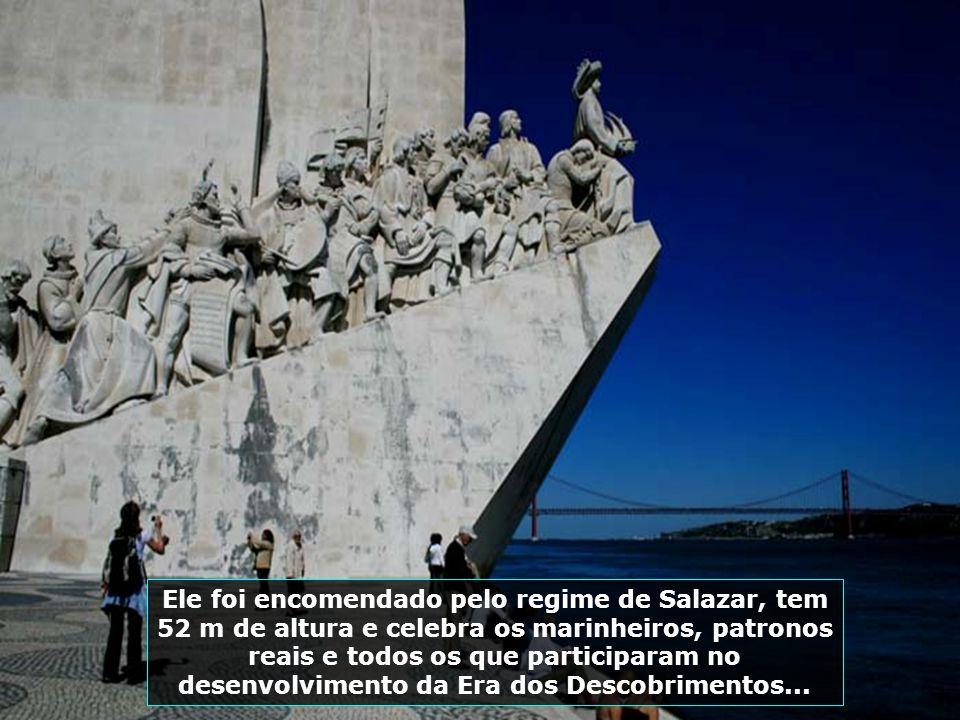 IMG_3146 - PORTUGAL - LISBOA - MONUMENTO AOS DESCOBRIDORES-700