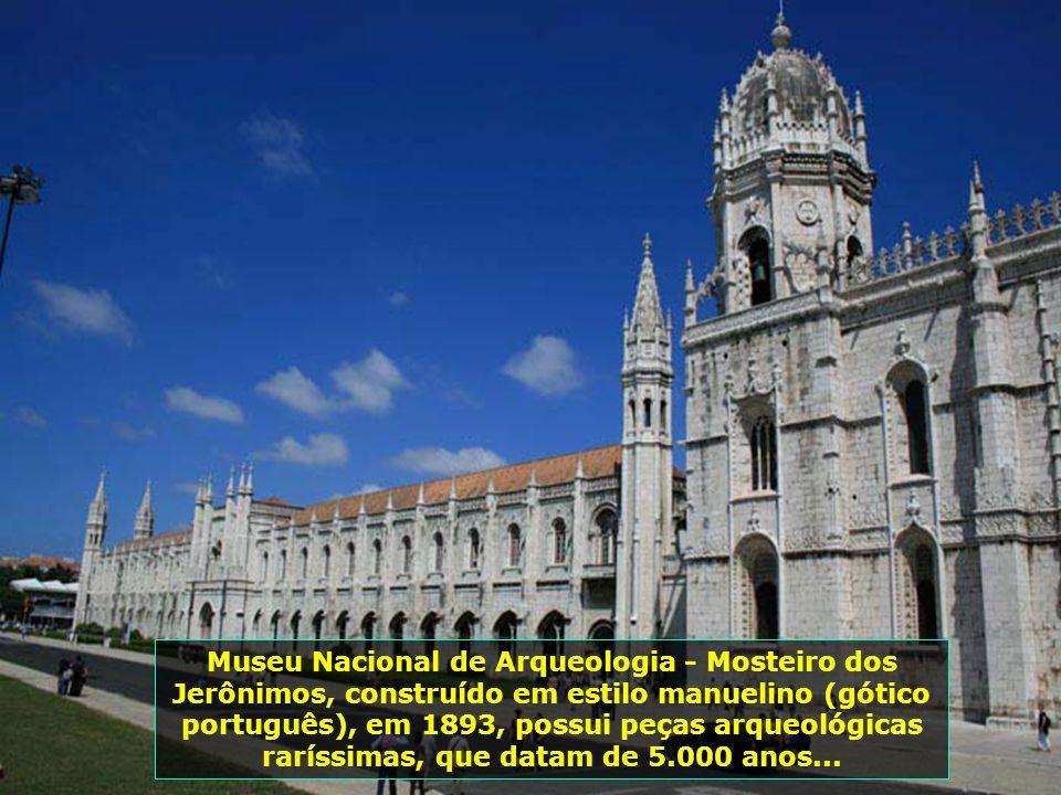 IMG_3303 - PORTUGAL - LISBOA - MUSEU DOS JERÔNIMOS-700