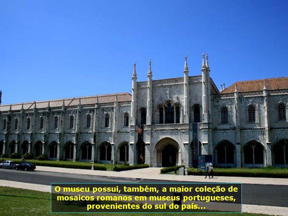 IMG_3449 - PORTUGAL - LISBOA - MUSEU DOS JERÔNIMOS-700