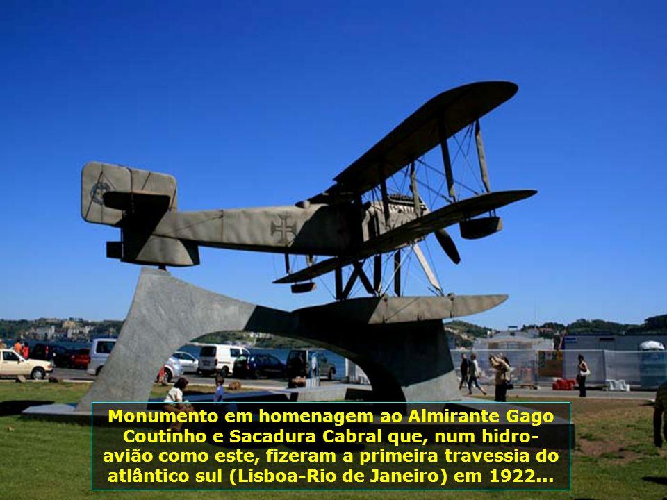 IMG_3118 - PORTUGAL - LISBOA - TORRE DE BELÉM – AVIÃO 14 BIS-700