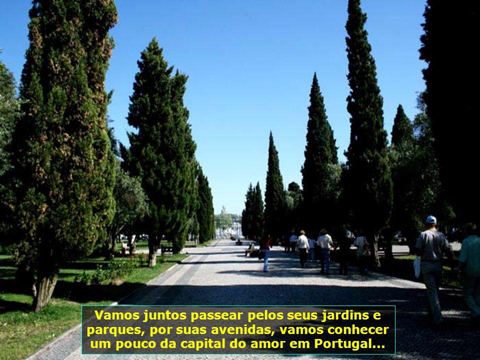 IMG_3172 - PORTUGAL - LISBOA - JARDINS DE BELÉM-700