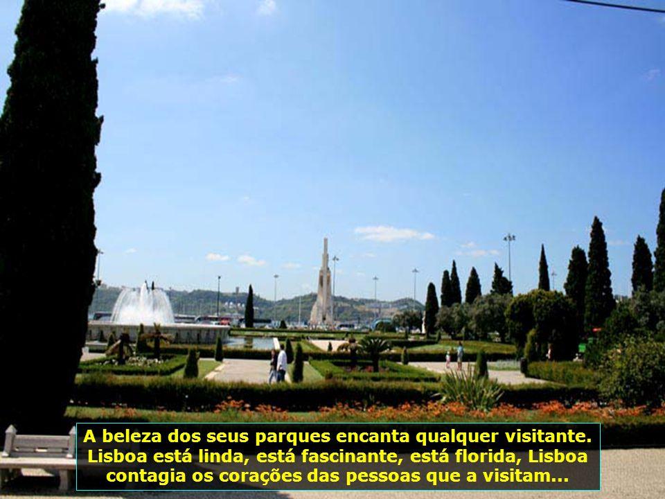 IMG_3309 - PORTUGAL - LISBOA - JARDINS DO MONUMENTO AOS DESCOBRIDORES-700
