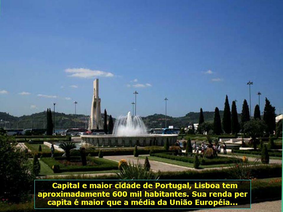 IMG_3307 - PORTUGAL - LISBOA - JARDINS DO MONUMENTO AOS DESCOBRIDORES-700