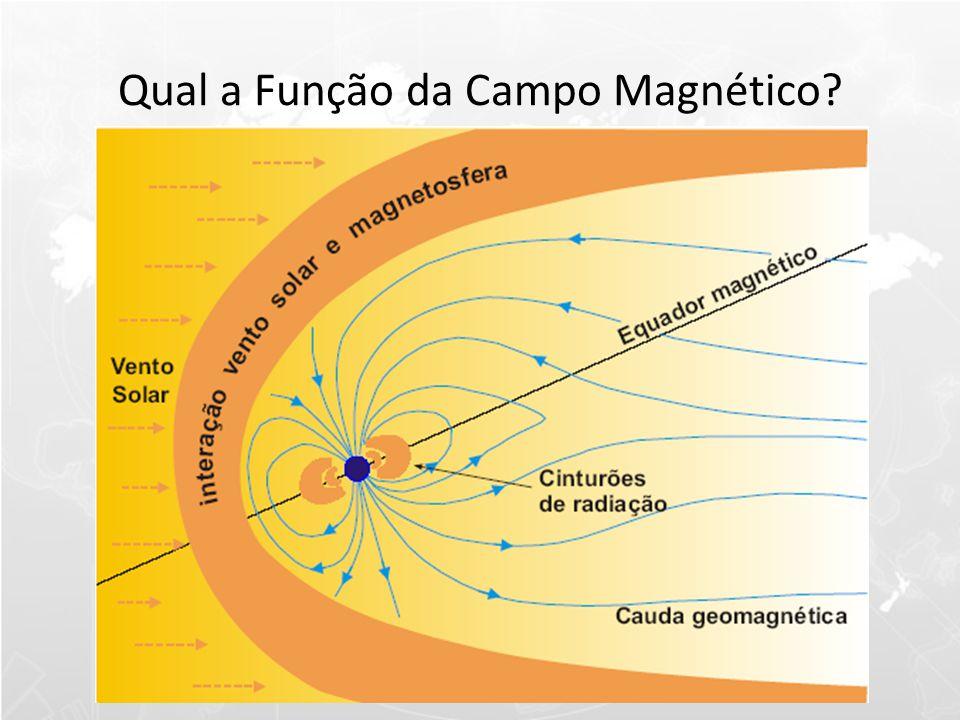 Qual a Função da Campo Magnético