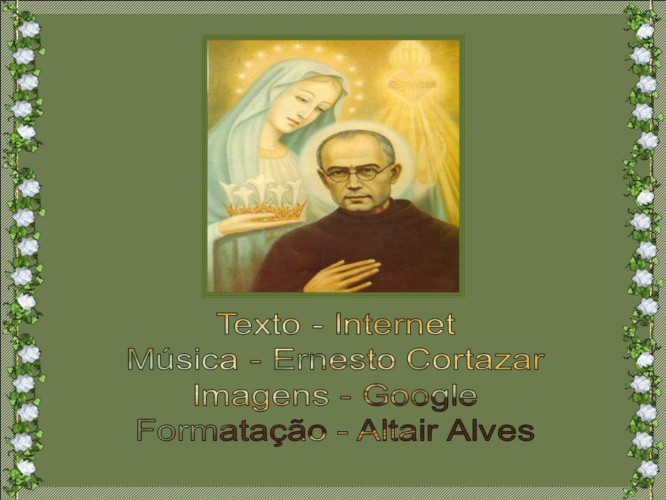 Música - Ernesto Cortazar Imagens - Google Formatação - Altair Alves