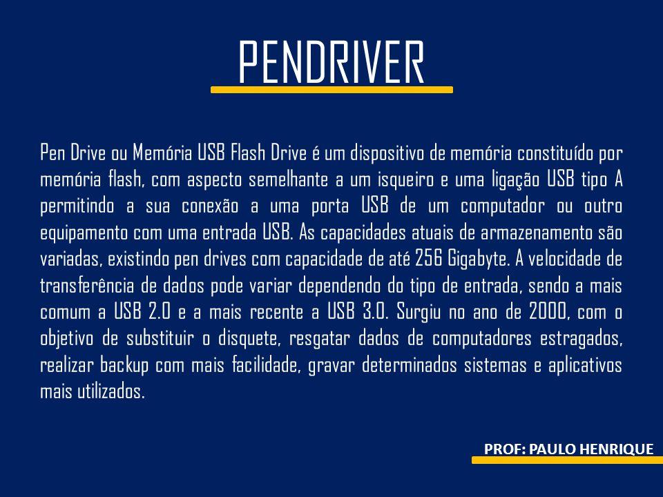 PENDRIVER
