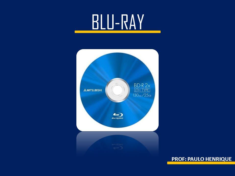 BLU-RAY PROF: PAULO HENRIQUE