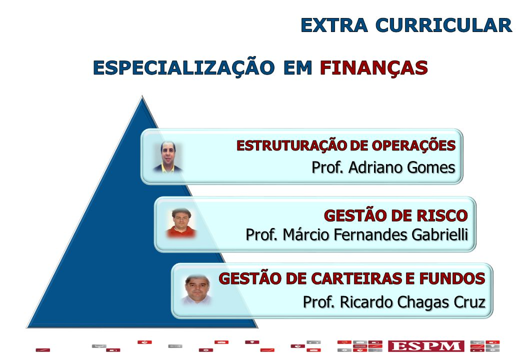 ESPECIALIZAÇÃO EM FINANÇAS