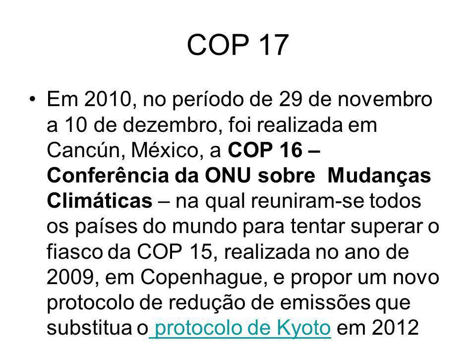 COP 17