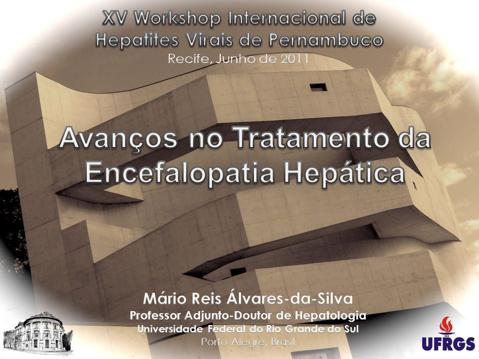 Avanços no Tratamento da Encefalopatia Hepática