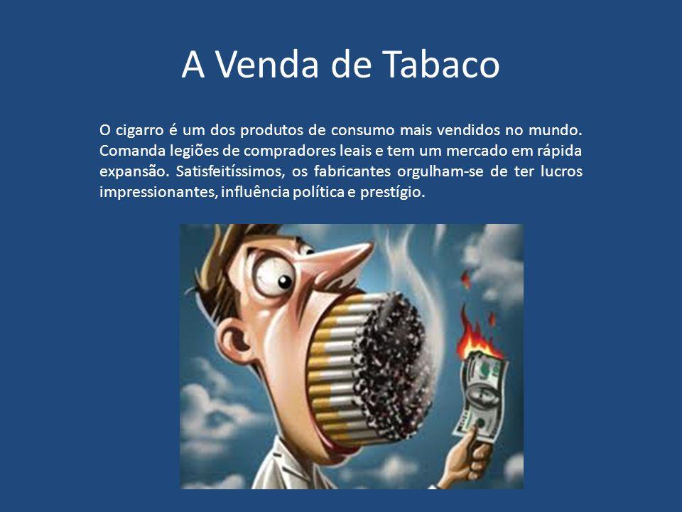 A Venda de Tabaco