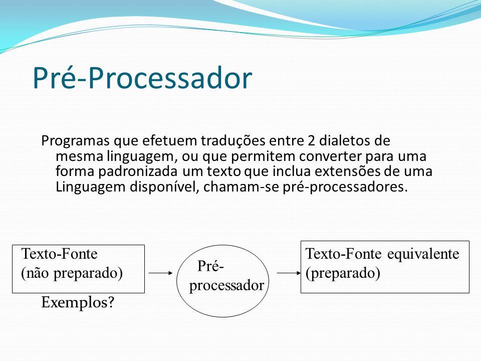 Pré-Processador