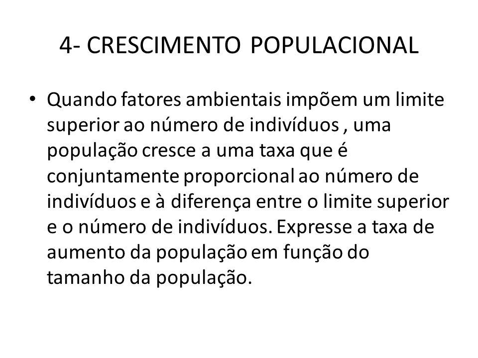 4- CRESCIMENTO POPULACIONAL