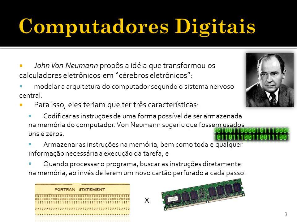 Computadores Digitais