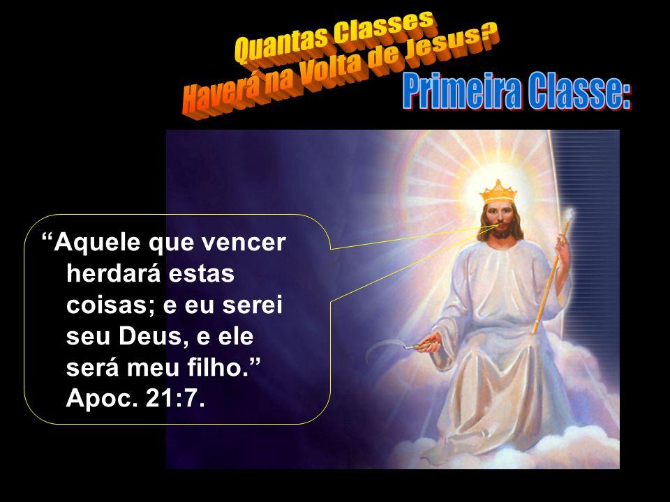 Haverá na Volta de Jesus