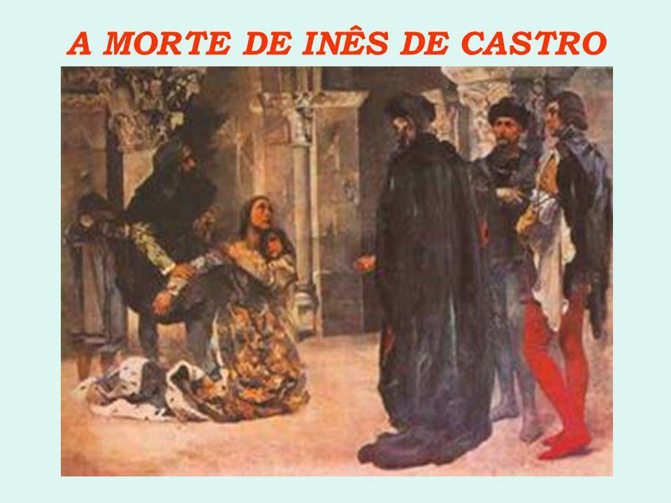 A MORTE DE INÊS DE CASTRO