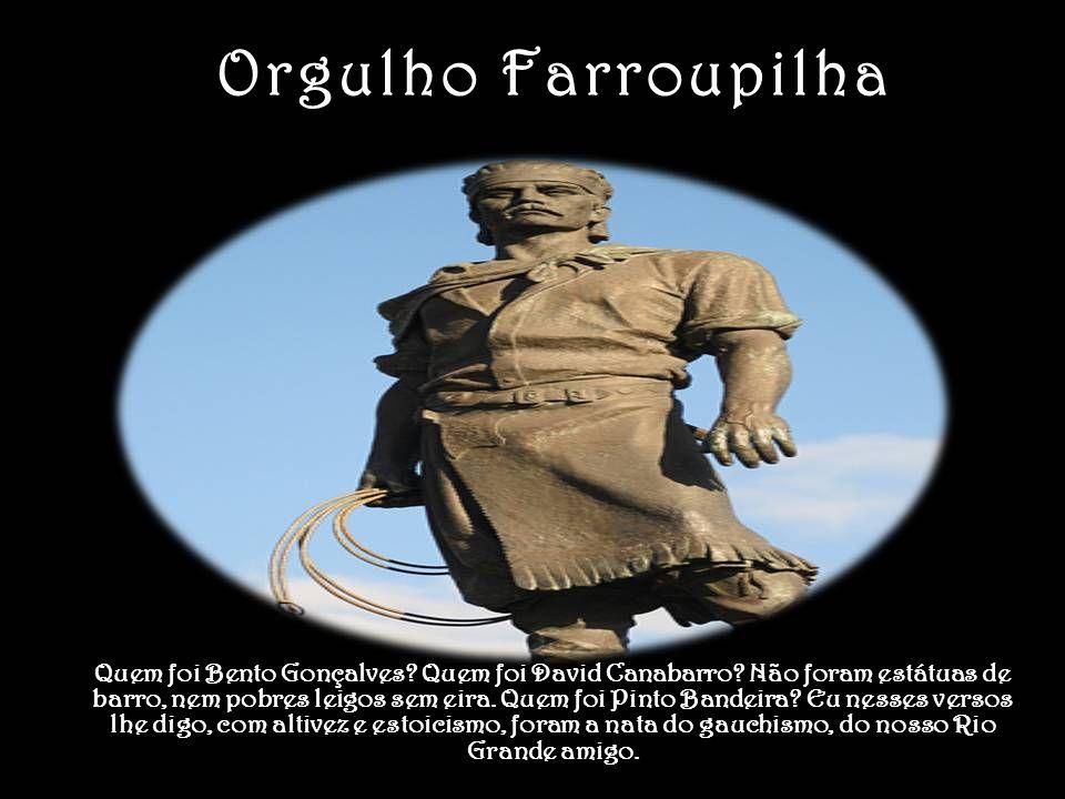 Orgulho Farroupilha