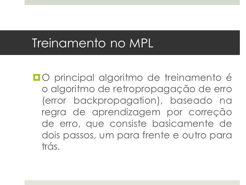Treinamento no MPL