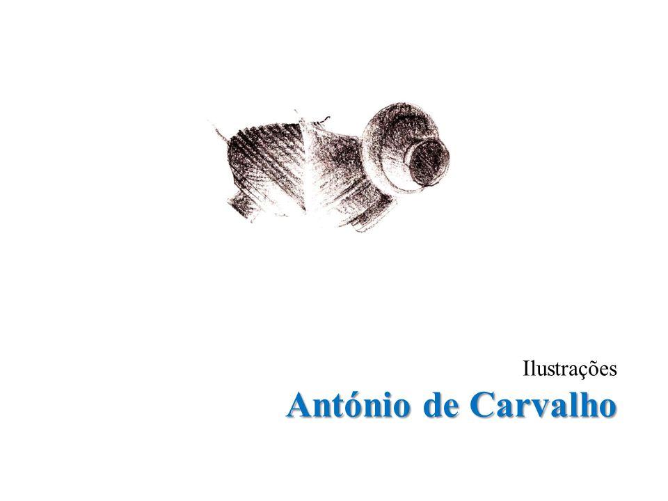 Ilustrações António de Carvalho