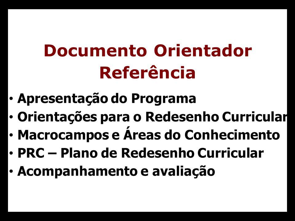 Documento Orientador Referência