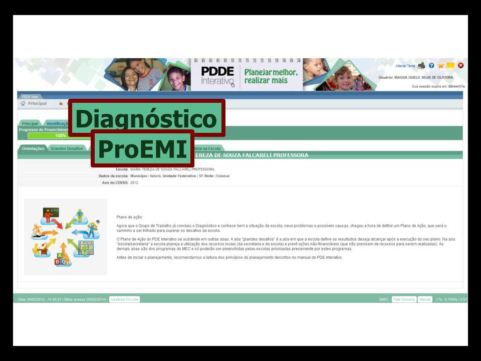 Diagnóstico ProEMI
