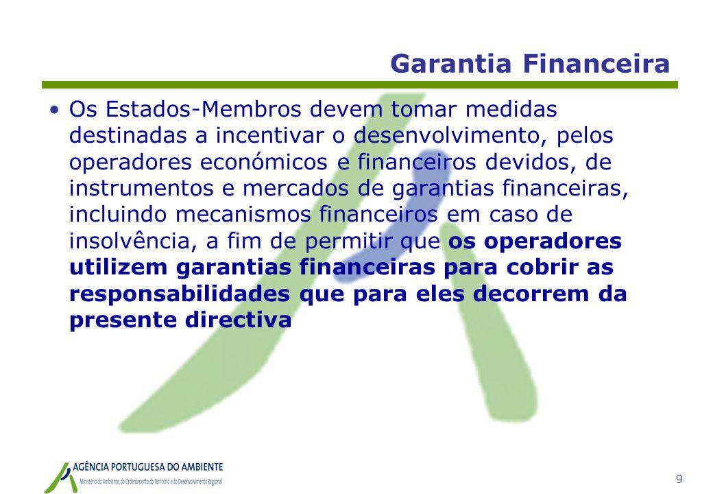 Garantia Financeira