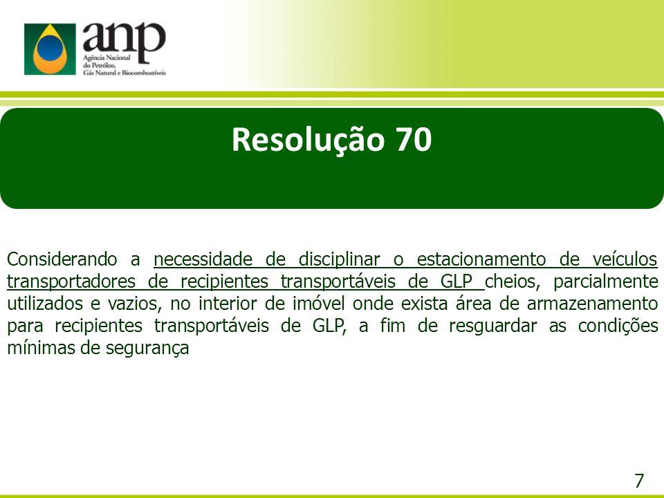 Resolução 70