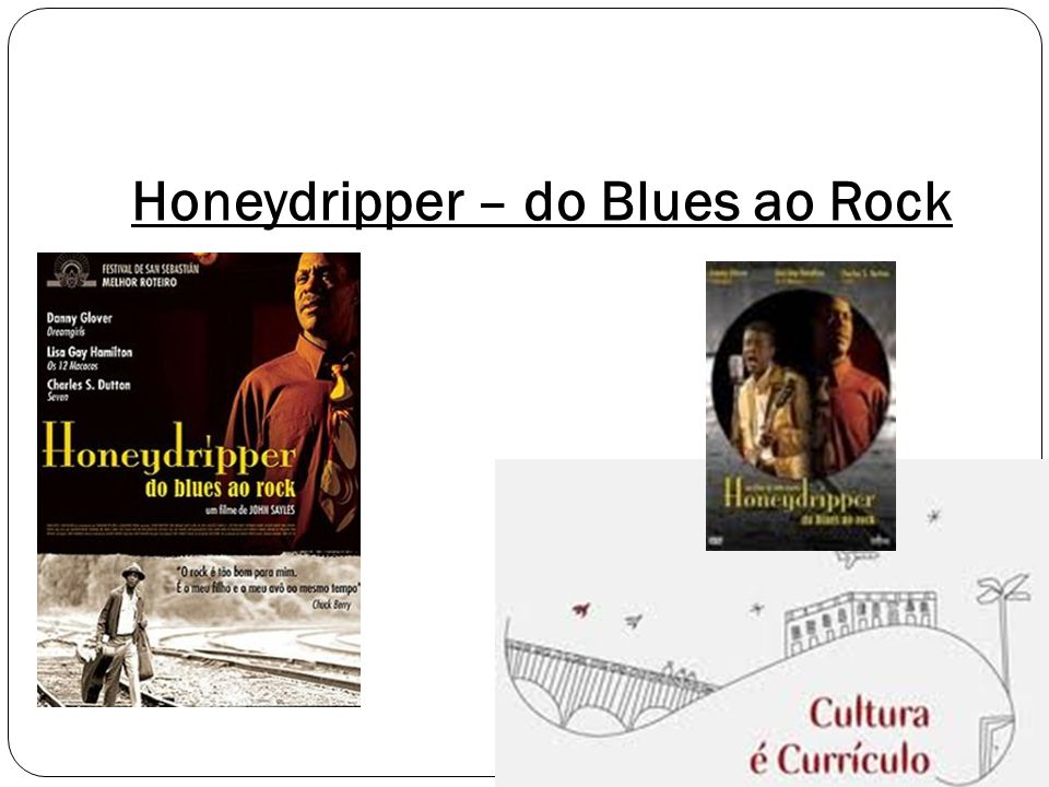 Honeydripper – do Blues ao Rock